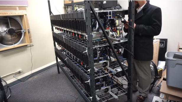 How To Mine Crypto: The Miner Who Spent $80,000 To Build A 70-card Mining Rig
