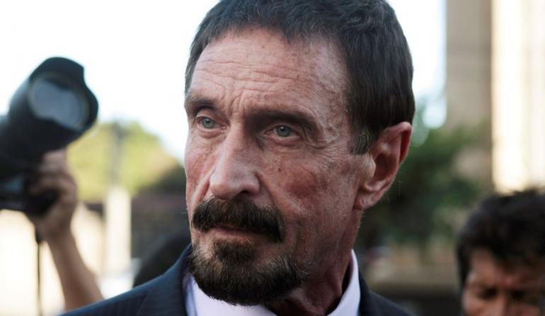 McAfee Bitcoin Will Be Priced 1Million USD by 2020