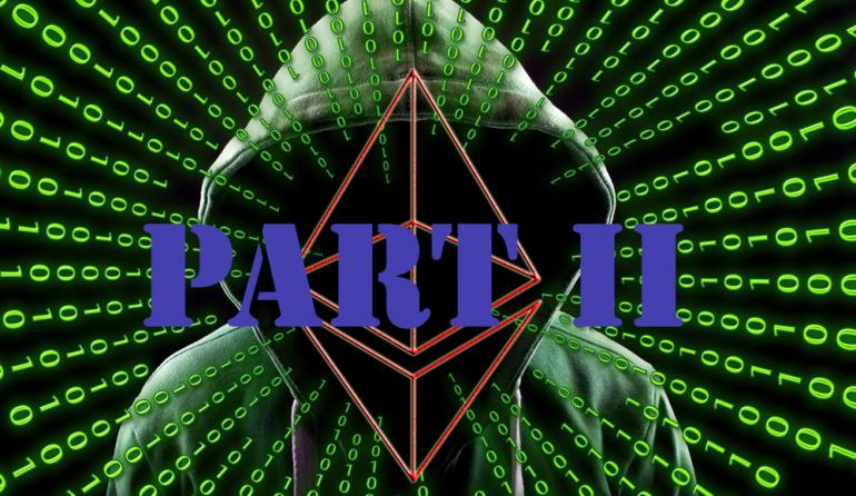 Parity Ethereum Hacked 150 Million USD By Devops199