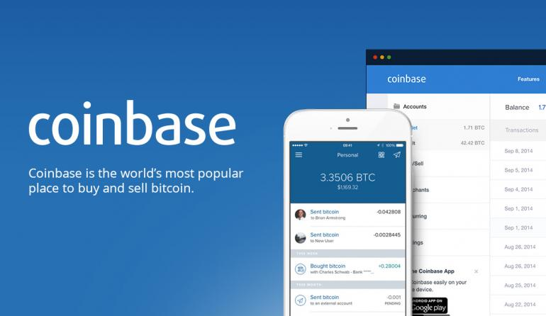 Bitcoin Rises - Coinbase Adds 100K Users A Day