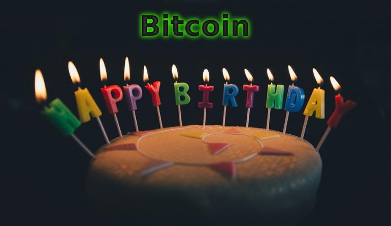 Bitcoin To Celebrate Its 9th Birthday – Nine Years Since Nakamoto's Famous Paper Was Published