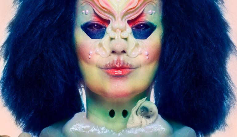 Björk's New Album Utopia For Purchase Through Cryptocurrencies - With 100 Audiocoins Reward