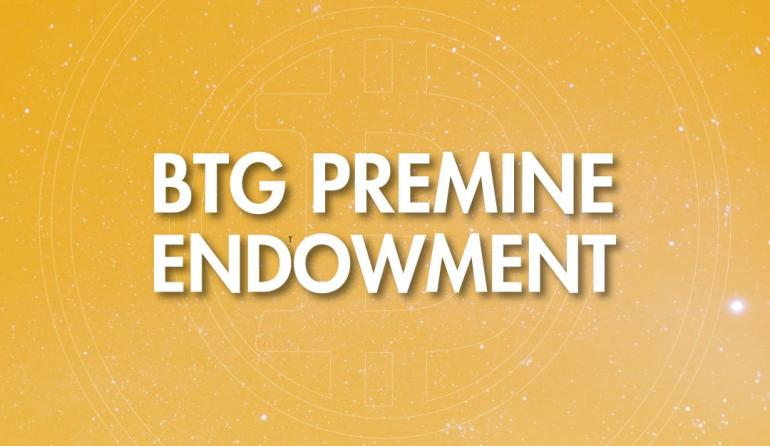 "Bitcoin Gold: The 100,000 Coins ""Premine"" Is A Store To Support Project's Future"