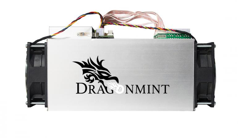 Bitcoin Mining DragonMint 16T Miner Is 30 More Efficient Than Bitmains AntMiner S9