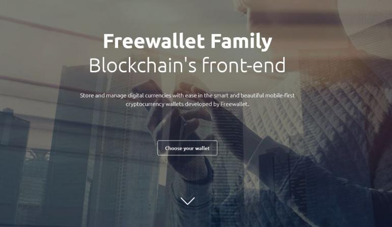 Freewalet announces Bitcoin Gold First Dedicated Wallet