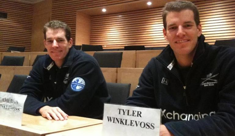 Early Bitcoin Investors, Winklevoss Twins, Are Now Billionaires
