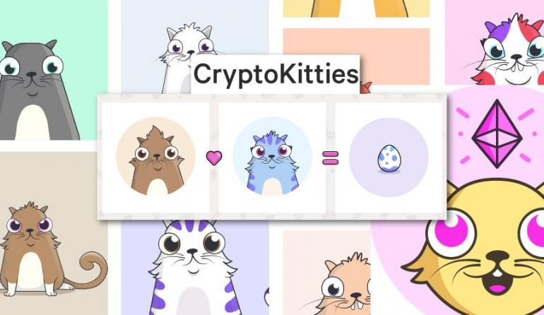 CryptoKitties Game Takes Ethereum By Storm – 31K Immortal, Bisexual Cats Sold For $5 Million So Far