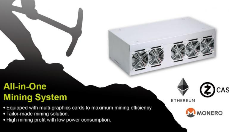 manli P104-100 new mining rig ethereum zcach monero
