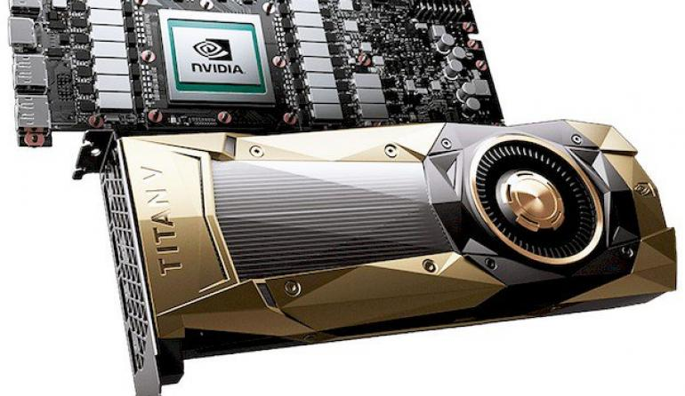 NVIDIA Titan V Is The Best GPU for Ethereum Mining, If You Afford It (VIDEO)